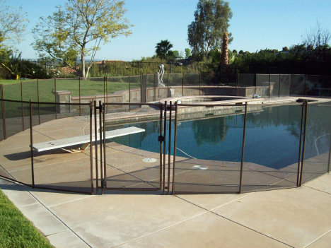 Viking Premium Pool Fence