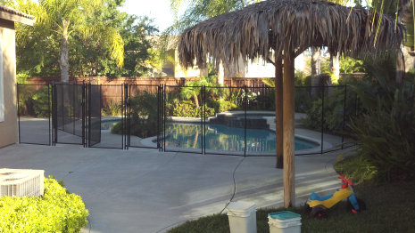 5 Foot Tall Viking Pool Fence